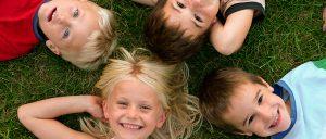 Luxación de hombro en niños