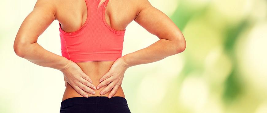 Dolores de espalda, cómo prevenirlos
