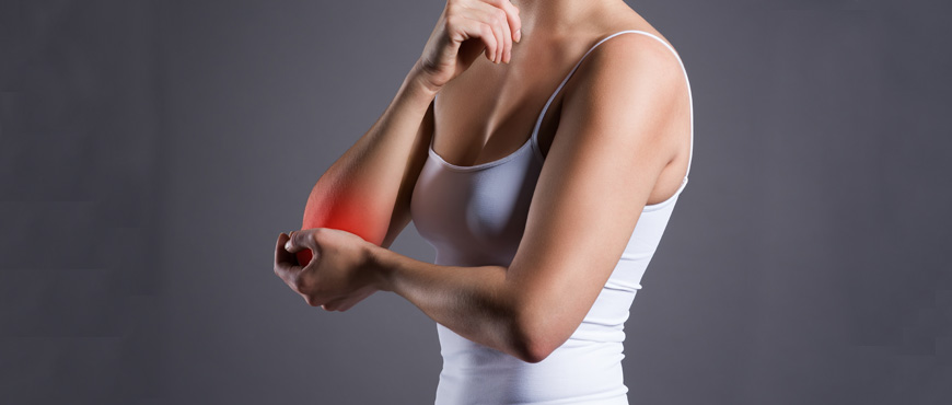 Rehabilitación de la epicondilitis: fisioterapia y protección de la zona