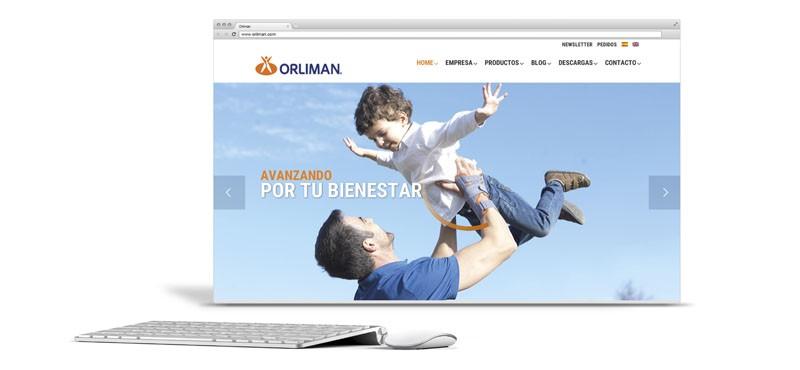 Orliman's New Website