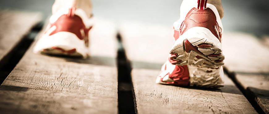 Consejos ortopedia: la elección de zapatillas de running